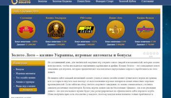 Обзор игровых клубов Украины