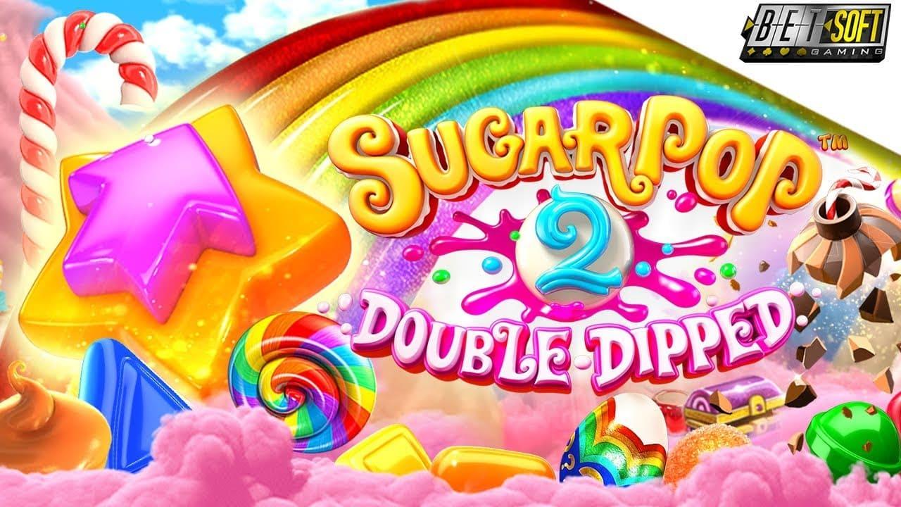Sugar pop - игровой автомат онлайн