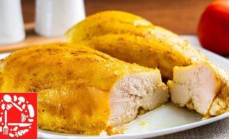 Рецепт куриной грудки для салата