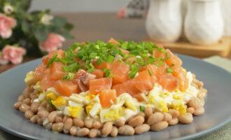 Рецепт салата «Красотка»