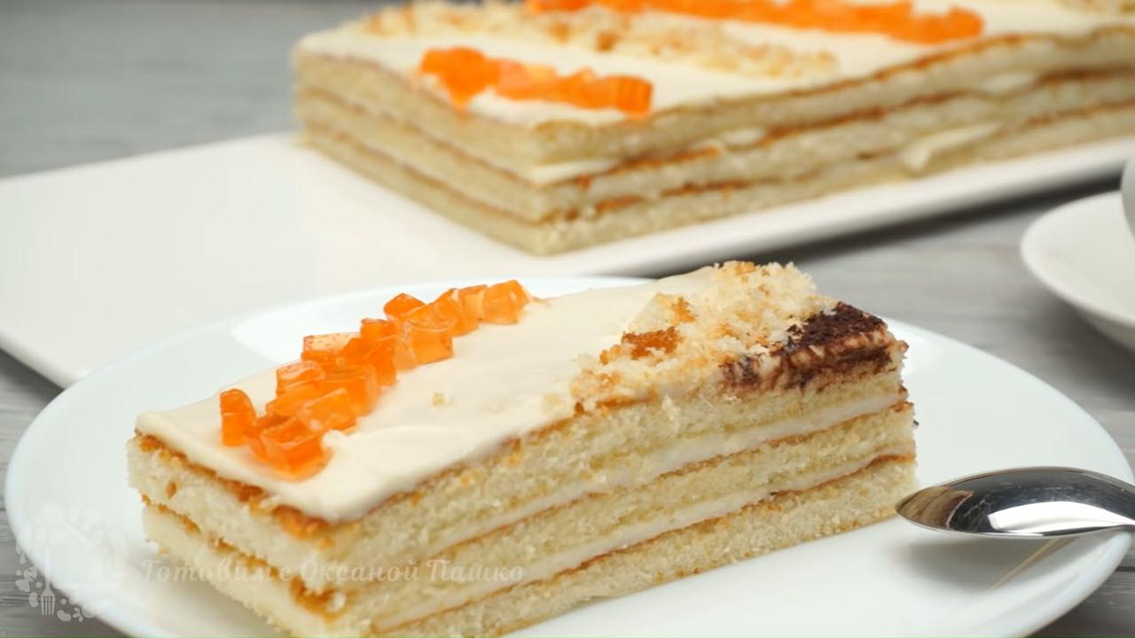 Торт 5 ложек