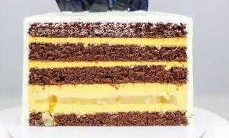 Торт с муссовой начинкой